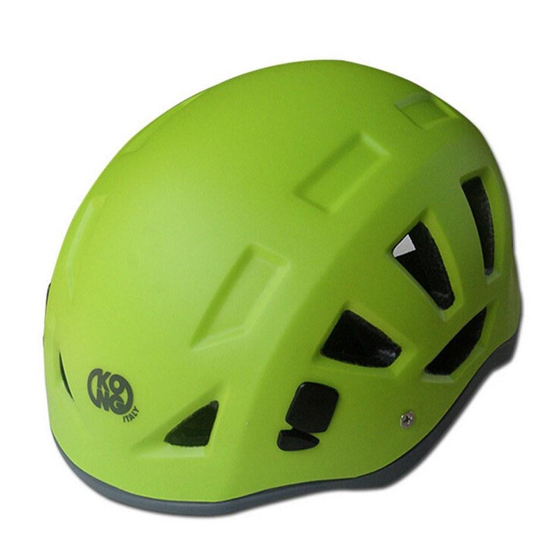 Professional Mountain Rock Climbing Helmet Integrally-Molded Breathable Safety - Gogobomo Gear