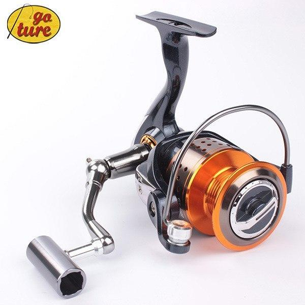 Goture GT4000 11BB Metal Spinning Fishing Reel Carp Reels Carp Fishing Wheel - Gogobomo Gear