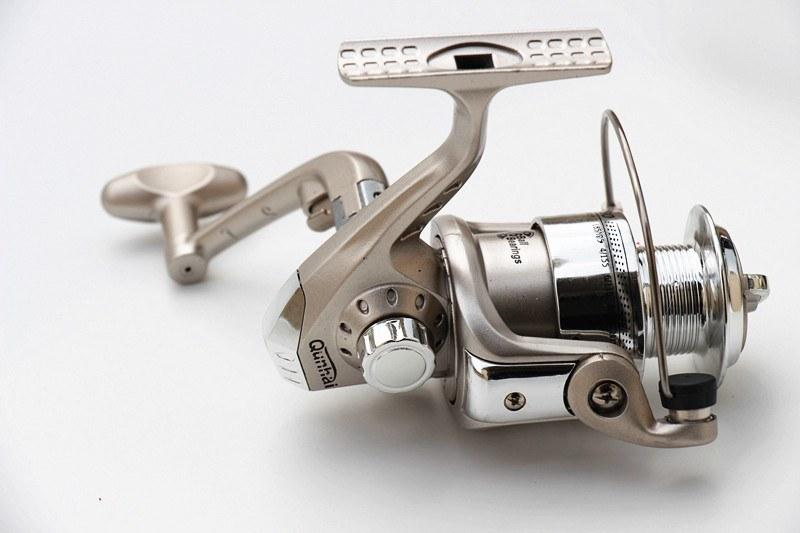 Spinning Fishing Reel SG3000 6BB Coil Quality Equipment - Gogobomo Gear