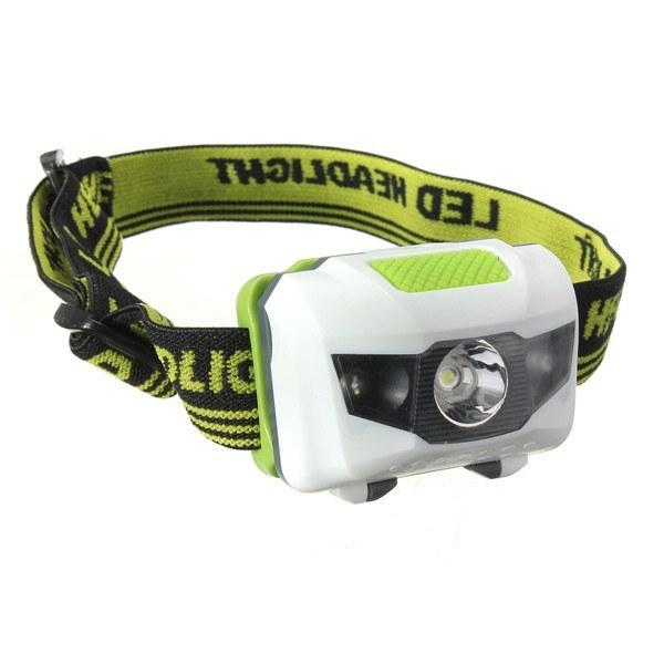 600Lm Rainproof 4 Mode CREE R3 2 LED Flashlight Super Bright Headlight Headlamp Torch with Headband - Gogobomo Gear