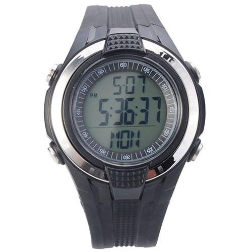 New Sport's Watch with Wireless Heart Rate Monitor Chest Strap and Running Exercise BMI Countdown