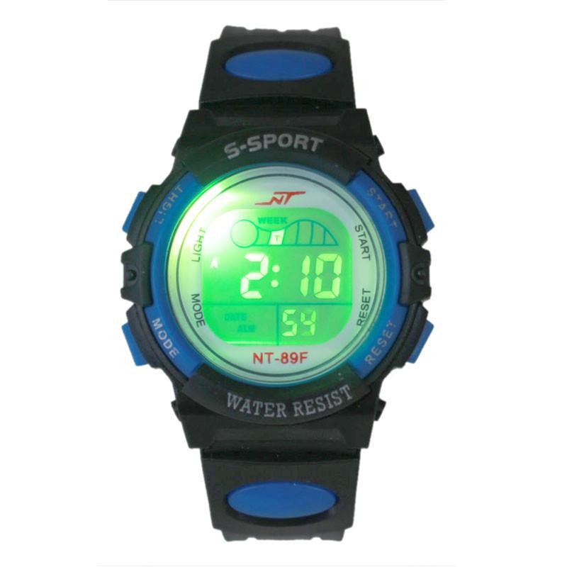 Brand New Digital Watch for Children with Silicone Strap