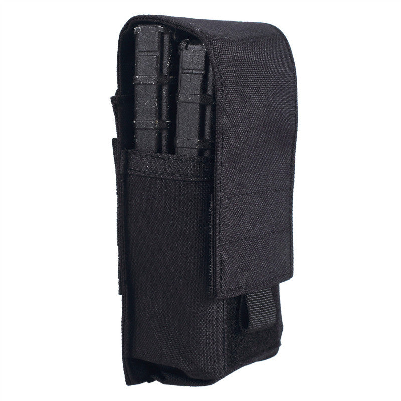 New Tactical Double Pistol Magazine Pouch