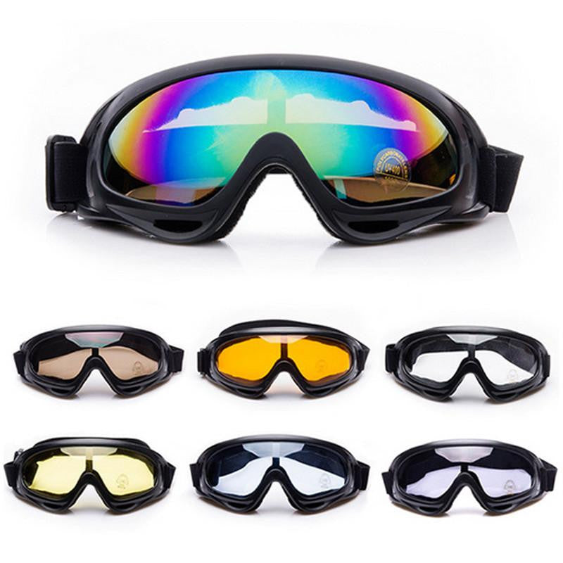 New Googles for Winter Use with Anti- fog Property and UV Protection