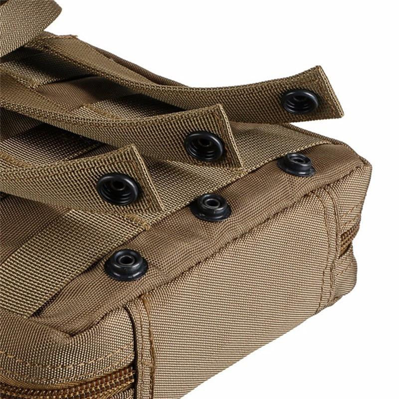 New MOLLE First Aid Kit Survival Bag