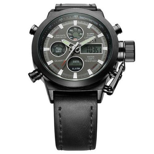 High Grade AMST Multi-functional Men's Sports Watch with 30m Water Resistant