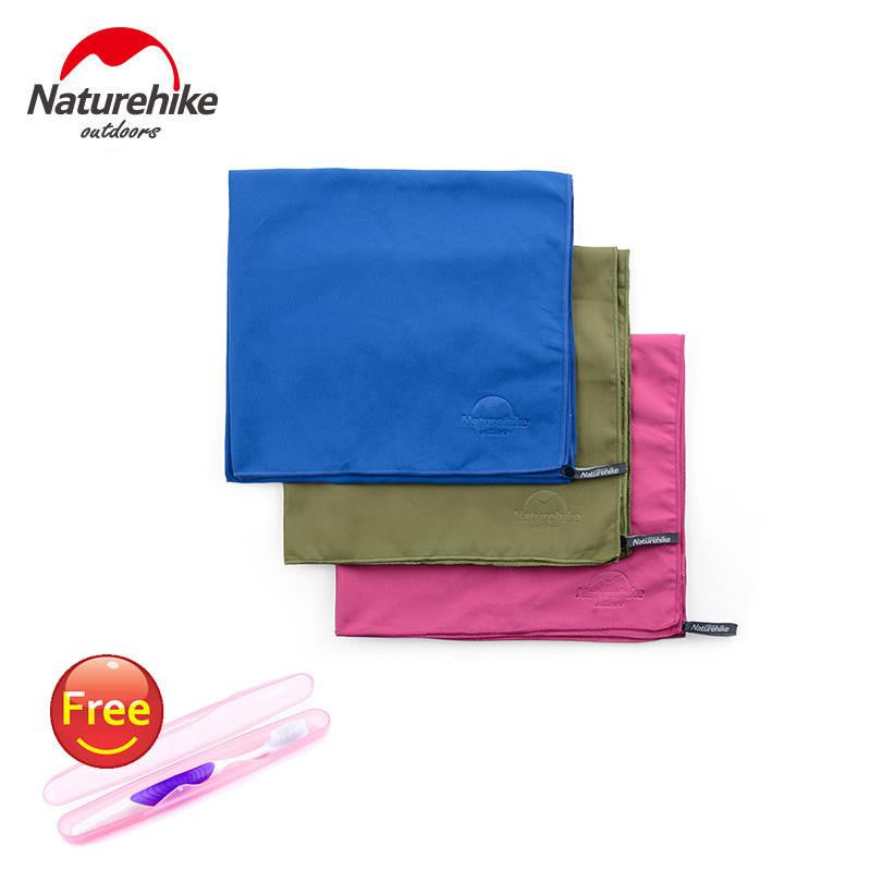 Ultralight Compact Quick Drying Microfiber Towel Antibacterial Travel Towel Camping Cloth