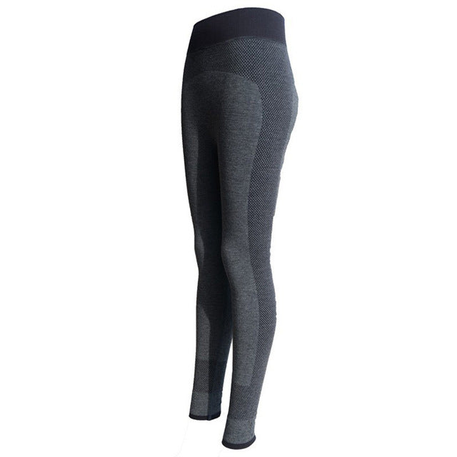 Trendy BND Free Moves Sporty Yoga Pants For Women