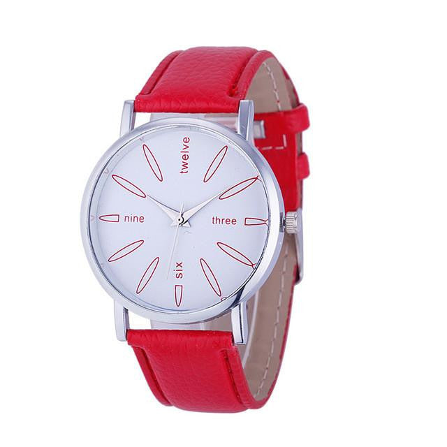 Beautiful CLAUDIA Watch for Ladies with Analog Display and Genuine Leather Strap