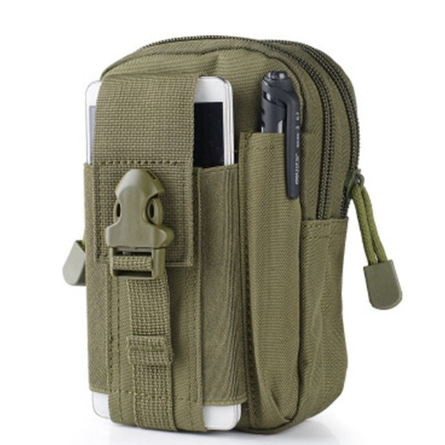 Original GetHome Waterproof Military Belt Pouch for Outdoor Camping