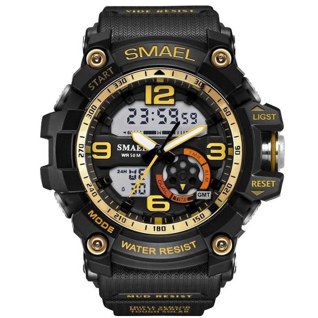 Ultra Tough Big Beefy Military Sports Watch