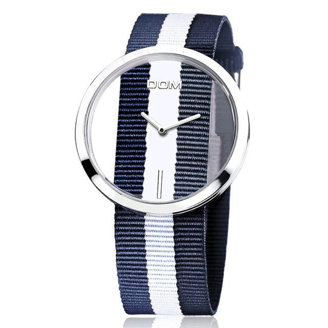 Unique Style DOM Women's Watch with Accurate Analog Display