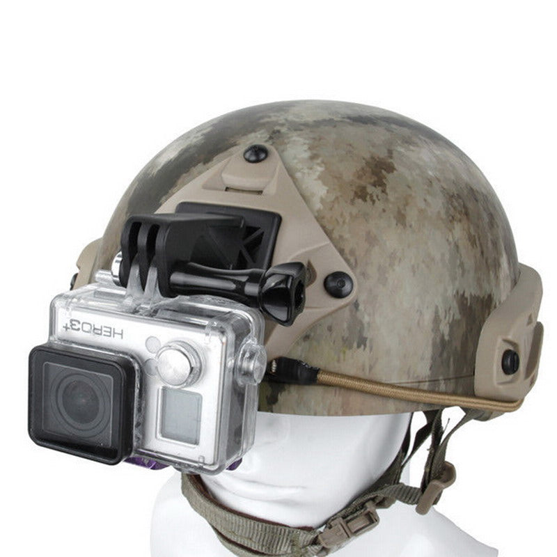Tactical Gopro Excavator For Helmet Base