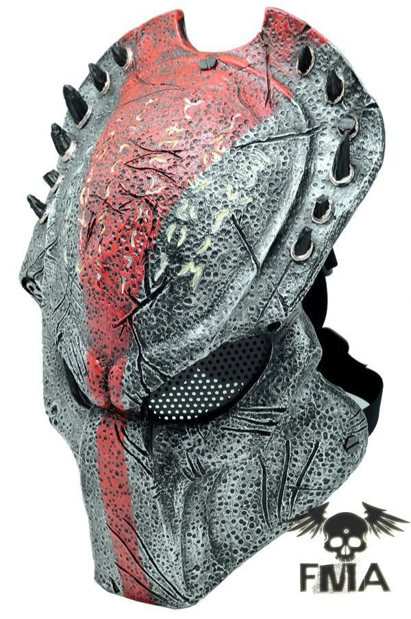 Durable Full Face Predator Mask for Airsoft and Paintball War Games
