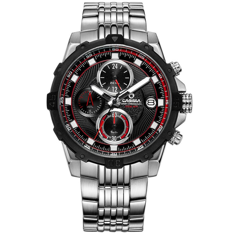 Authentic Casim Multi-functional Luminous Display Sports Watch for Men