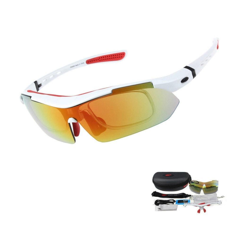 Professional Polarized Cycling Glasses Bike Casual Goggles Outdoor Sports Bicycle Sunglasses - Gogobomo Gear