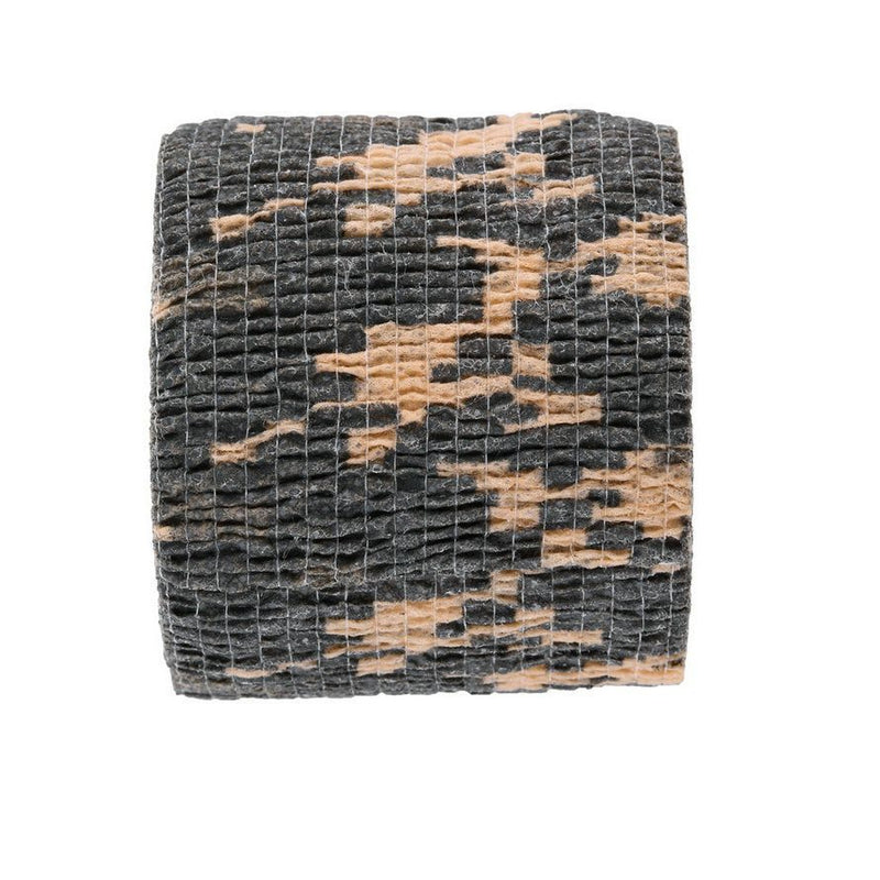 Army Camo Outdoor Hunting Shooting Tool Camouflage Stealth Tape Waterproof Wrap Durable Cloth - Gogobomo Gear - 6
