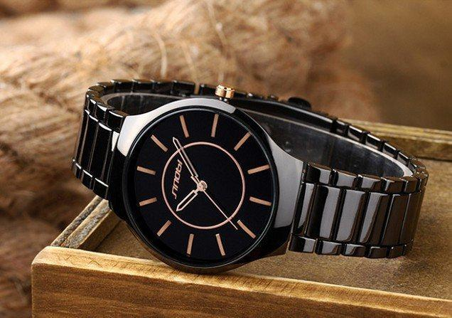 Men's Business Analog Watch Mens Wristwatch Dress Wrist Watch Casual Elegant - Gogobomo Gear