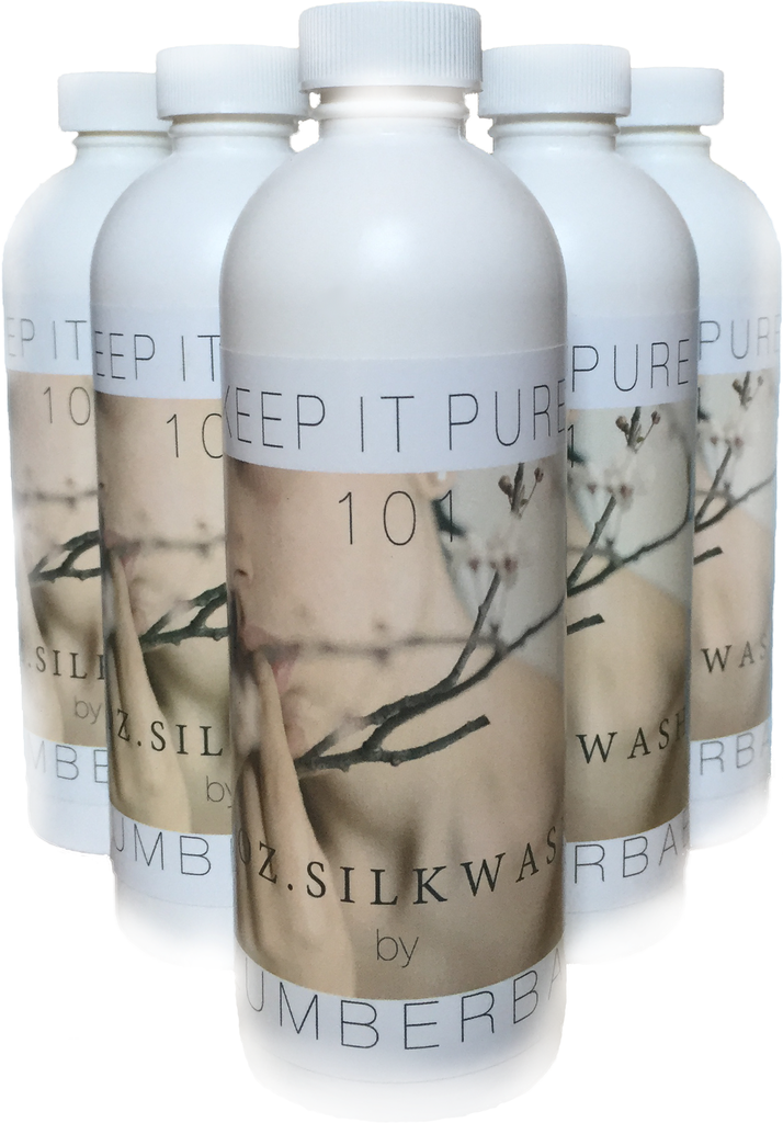Keep it Pure 101 - Silk & Natural Fiber Detergent 8oz