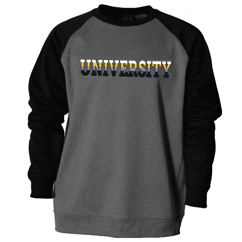 Performance Crew  University Sweatshirt