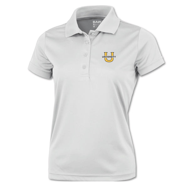 LADIES Dri Fit Uniform	Shirt - White