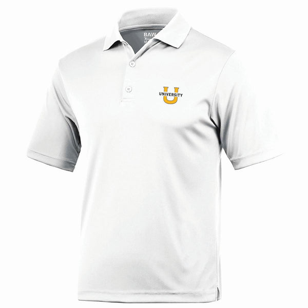 Dri Fit Uniform	Shirt - White