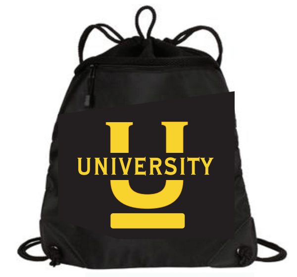 University Drawstring Bag (Limited Quantity-final sale)