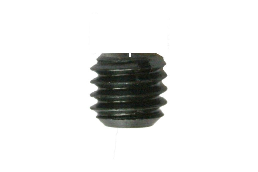 Breechblock plunger screw