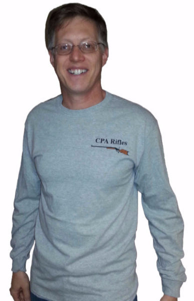 CPA Rifles Long Sleeve T-shirt
