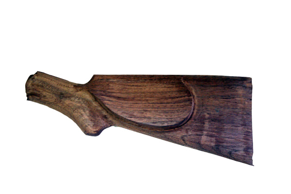 Winchester 1885 high wall special sporting buttstock - shaped grip