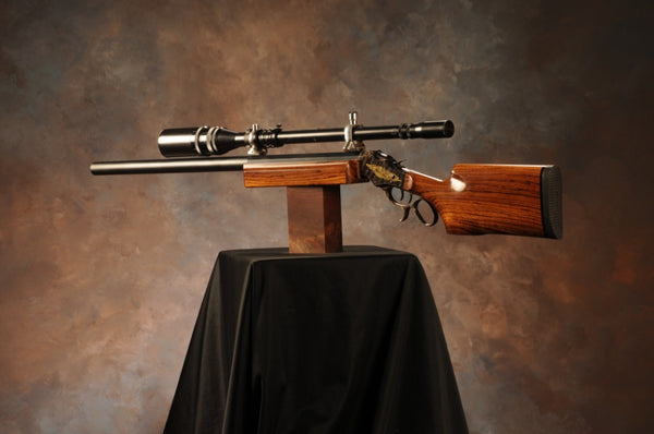Benchrest rifle