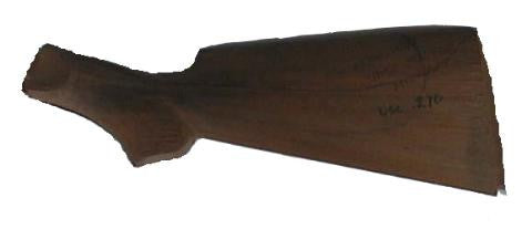 Remington #1 sporting long range buttstock
