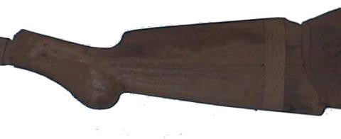 Remington #3 Hepburn sporting buttstock