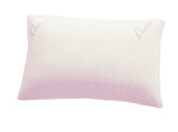 Quiesta Shredded Memory Foam Pillow, Bamboo Memory Flakes, Best Pillow For Stiff Neck