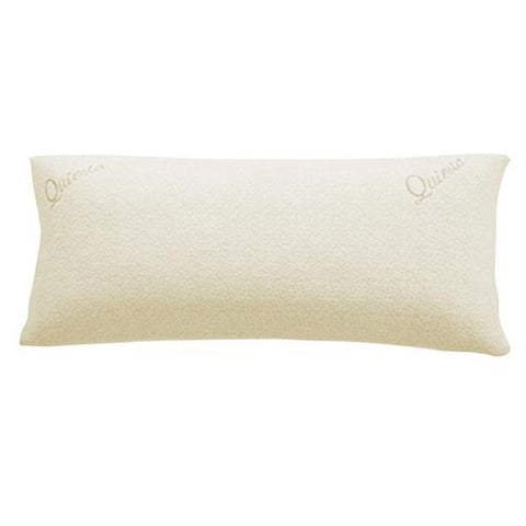 Gold Quiesta Bamboo Shredded Memory Foam Pregnancy Maternity Pillow