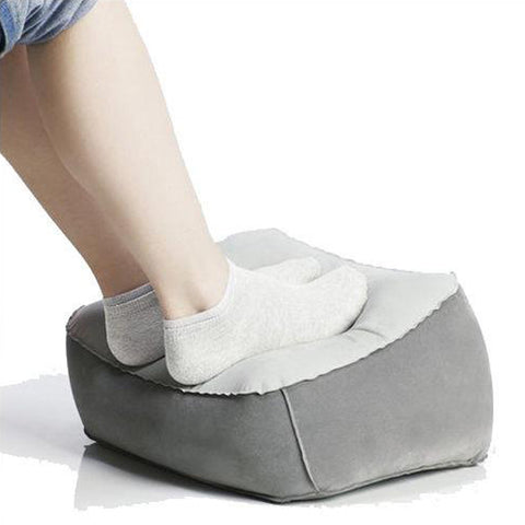 Travel Foot Rest - Footrest Pillow