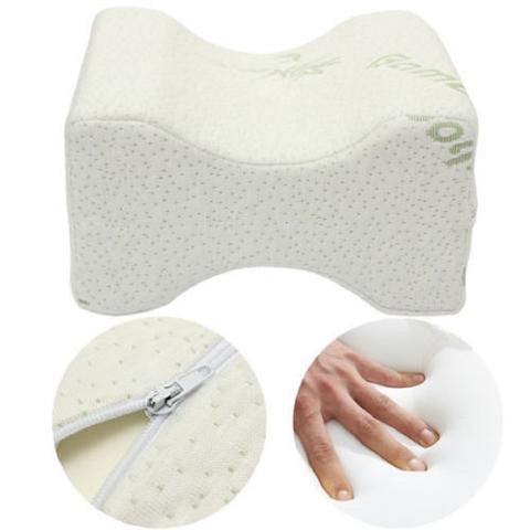 Bamboo Memory Foam Leg Separation Pillow