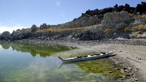 Adventure Kayaking on Mono Lake