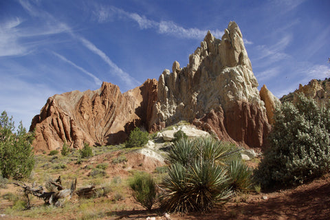 unique geologic formations in southern utah