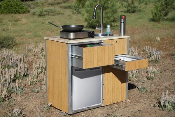 Trail Kitchens: Camp Kitchens For On-The-Go Adventures