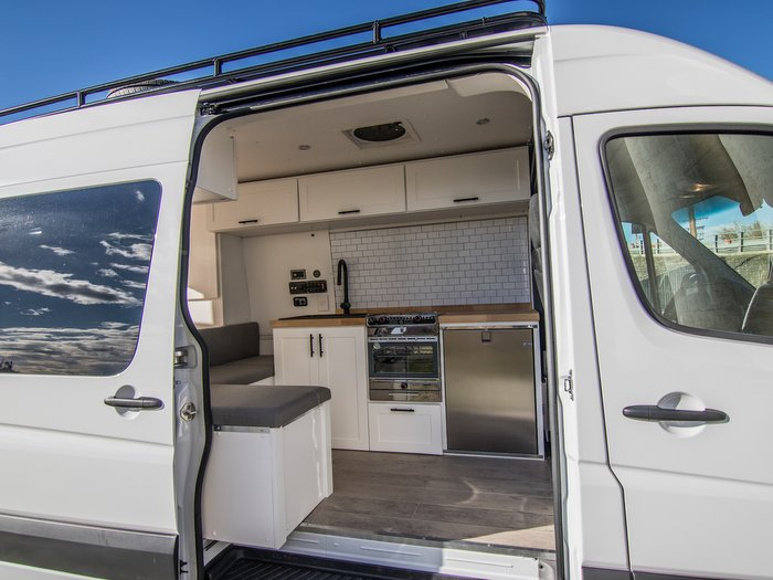 Best Campervan Conversion Companies in 2019 - Trail Kitchens