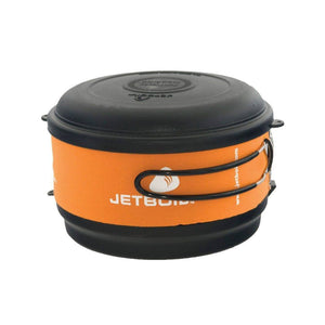 Jetboil: 1.5 Liter FluxRing Cooking Pot (Orange) camping kitchenware