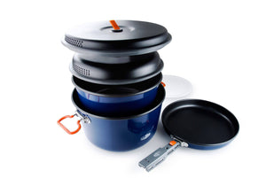 Bugaboo Base Camper Large (5 L & 3 L Pots)-Cooking Equipment-Trail Kitchens