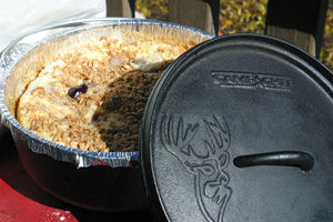 "Camp Chef: 12"" Classic Dutch Oven camping cooking gear"