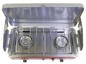 Camp Chef: Everest 2-Burner Camp Stove camping cooking gear