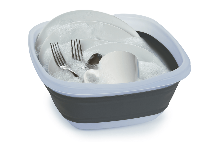 Collapsible Dish Tub-Space Saving Kitchen Products-Trail Kitchens