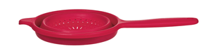 Prepworks: Collapsible Hand Strainer - 1.5 Quart camping kitchenware