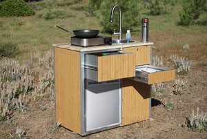 Campervan Kitchen Pod