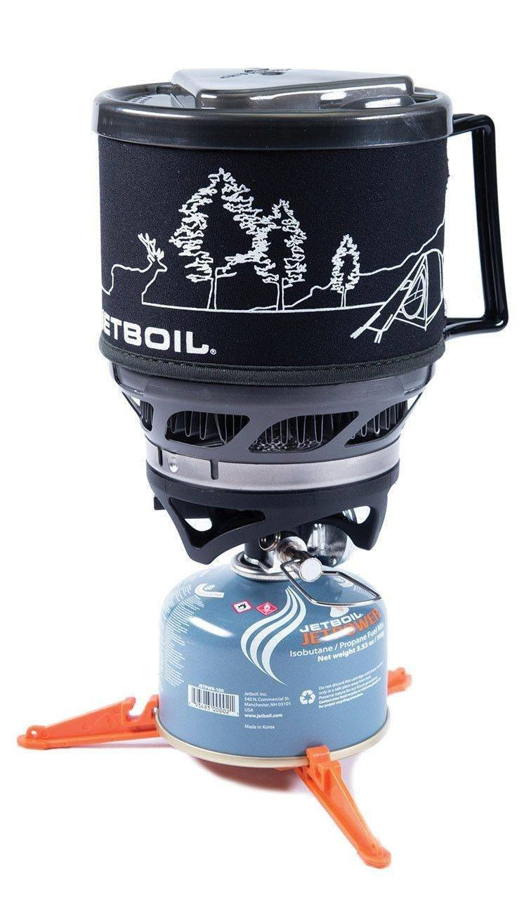 Jetboil MiniMo® Carbon-Camp Stoves-Trail Kitchens