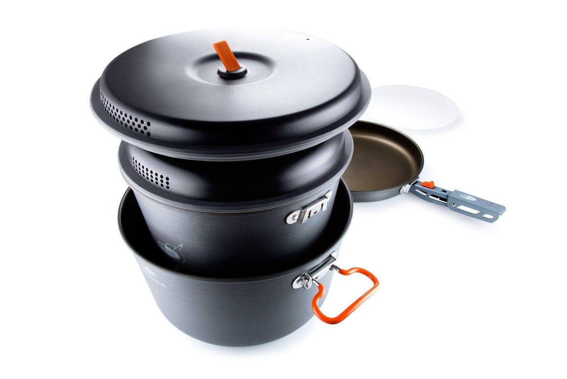 Pinnacle Base Camper Large (5l & 3l Pots)-Cooking Equipment-Trail Kitchens